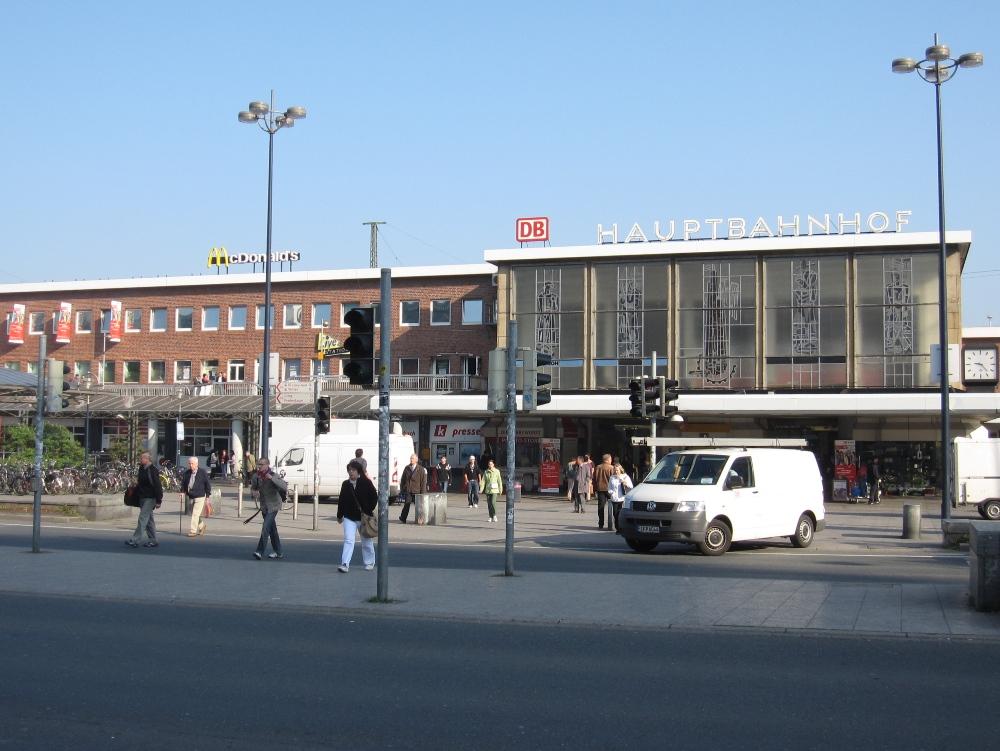 Hbf Dortmund Bestand (c) iandus
