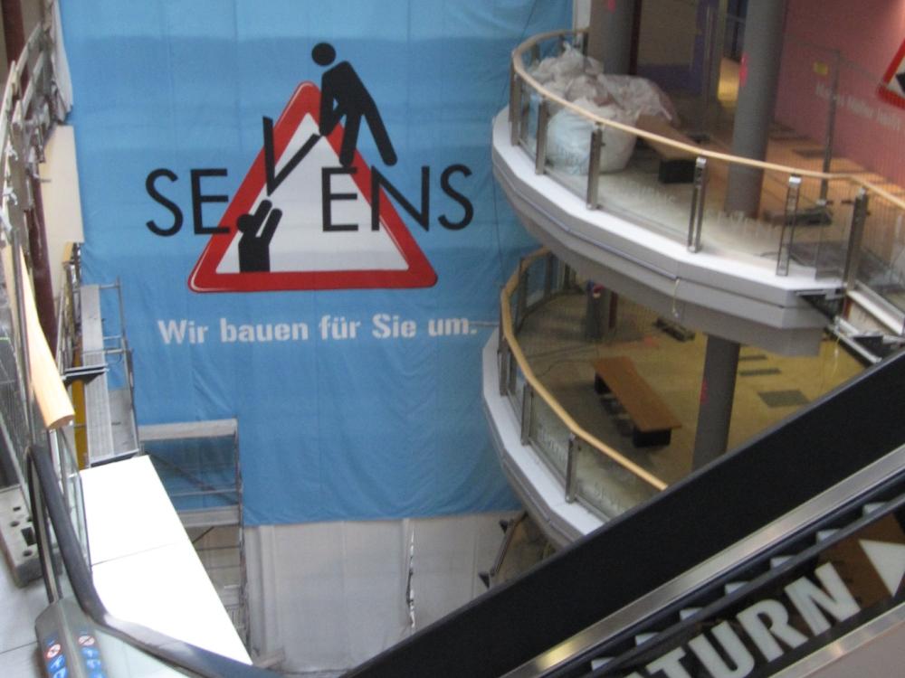 Sevens Baustelle (c) iandus