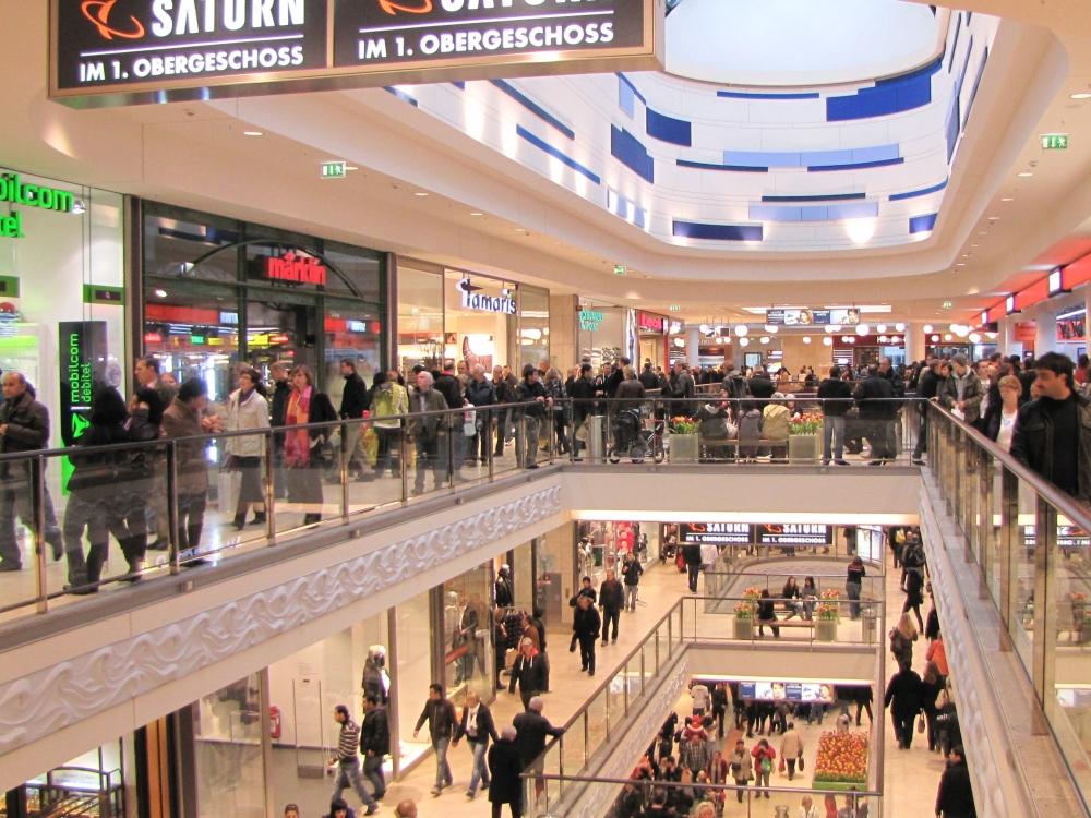 Limbecker Platz Mall (c) iandus